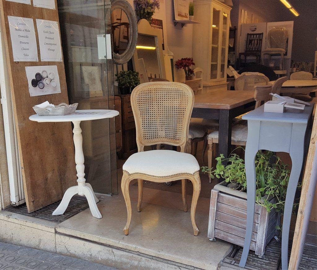 Candini, restauración de muebles en barcelona