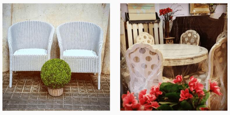 redecoración de muebles